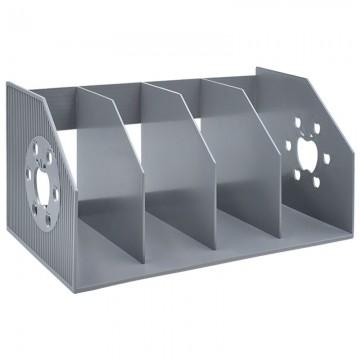 ALFAX AL884A Book Shelf-4 Grey