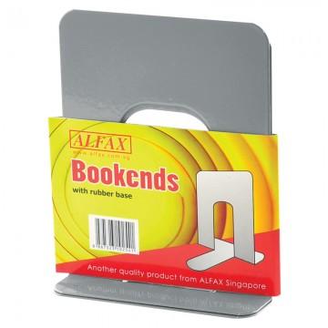 "ALFAX BE87 Book End 6"" Grey"