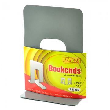 "ALFAX BE88 Book End 7.5"" Grey"