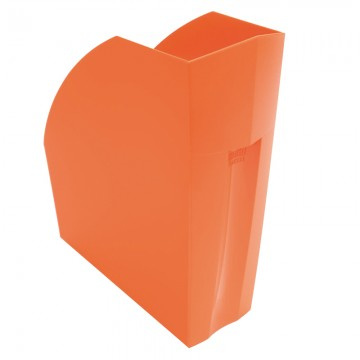 MULTIFORM 30594D Magazine Holder 292x110x320mm Orange *