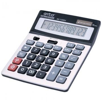 AXCO AX1200V Calculator 12 Digits