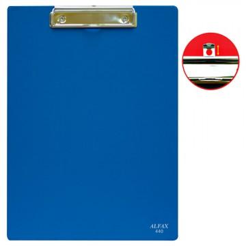 ALFAX 440 PVC Clipboard A4 Blue
