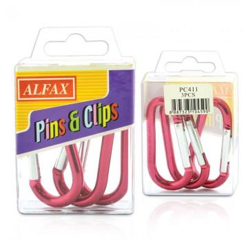 ALFAX PC411 Caribina Hook 3's