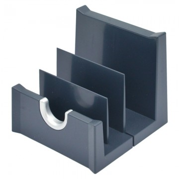 MF 785238D Letter Rack 108x111x102mm Anthracite/Silve
