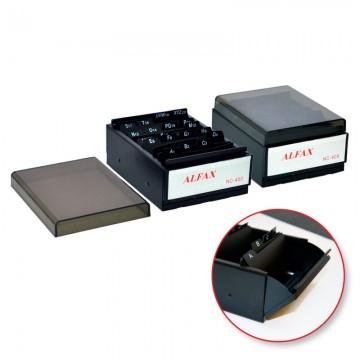 ALFAX NC400 Name Card Case 400's