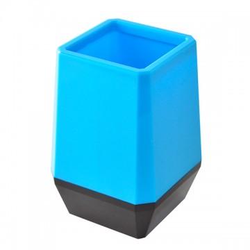 K920 Square Pen Holder Blue