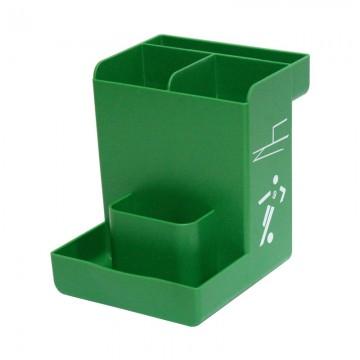 MULTIFORM 78206D Kick-it Pen Holder Green