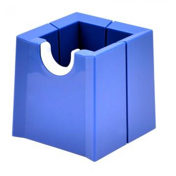 MULTIFORM 786340D Pen Stand 90x88x92mm Blue