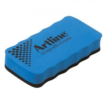 ARTLINE ERTMM Magnetic Whiteboard Duster Blue