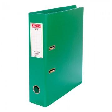 "ALFAX 182A PVC Arch File 3"" A4 Navy Green#09"