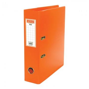"ALFAX 182A PVC Arch File 3"" A4 Orange#02"