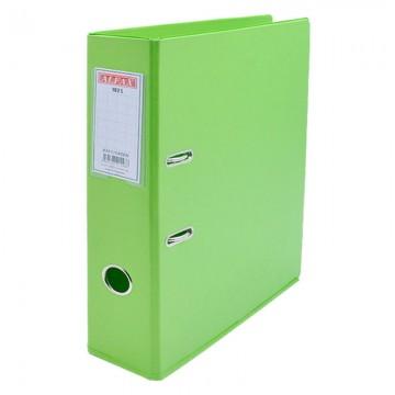 "ALFAX 182L PVC Arch File 3"" F4 Fancy Green#34"