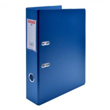 "ALFAX 182L PVC Arch File 3"" F4 Navy Blue#08"