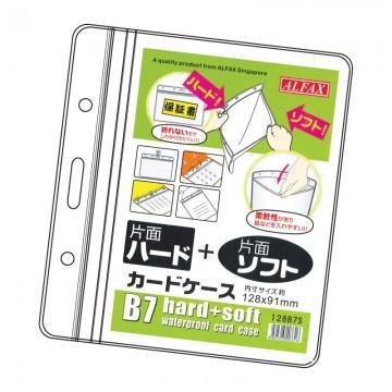ALFAX T077H Waterproof Card Case 128x91mm 128B7S