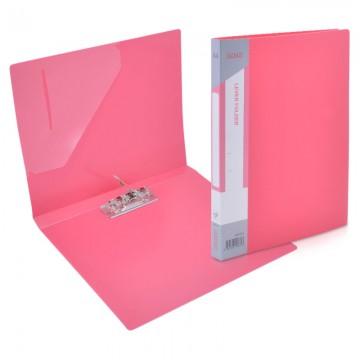 ALFAX AB1051 Lever Clip File A4 Pink