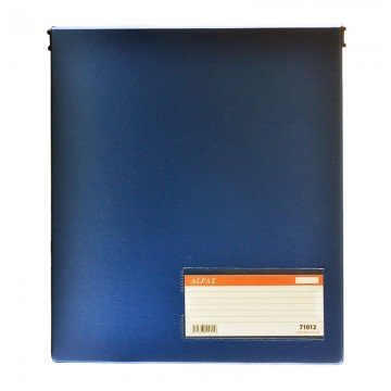 "ALFAX 71012 Computer File 9x11"" Blue"