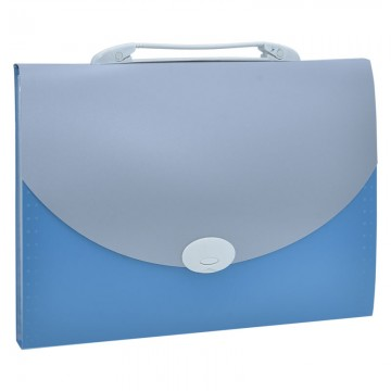 ALFAX 3013 Expanding File 13 Dividers A4 Light Blue