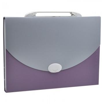 ALFAX 3013 Expanding File 13 Dividers A4 Purple