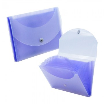 ALFAX 4309 Expanding File 13 Dividers A4 Purple