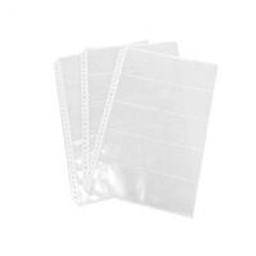 BINDERMAX W3098IR Business Card Refill 10's