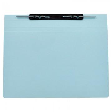 ALFAX 10S Paper Spring File F4 Blue