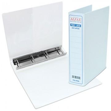 ALFAX A414P50 Post Lock 4Pins 50mm A4 White