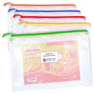 ALFAX AL211 Mesh Zip Bag B4 400x300mm