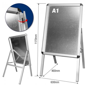 ARTEX JHA1001 Menu Board A1