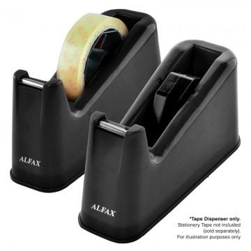 ALFAX Tape Dispenser #L No: 14 Black