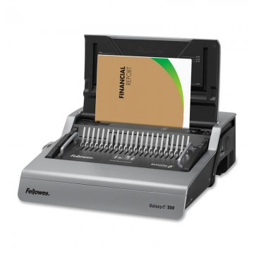 FELLOWES Galaxy E500 Comb Binder