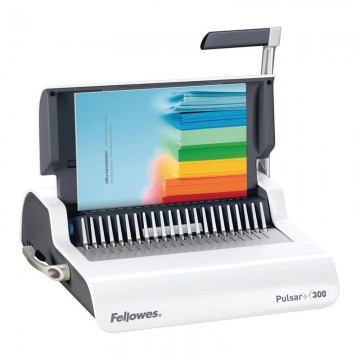 FELLOWES Pulsar 300 Manual Comb Binder A4