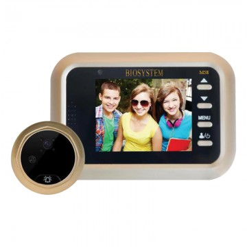 BIOSYSTEM M58 Door Peephole Viewer