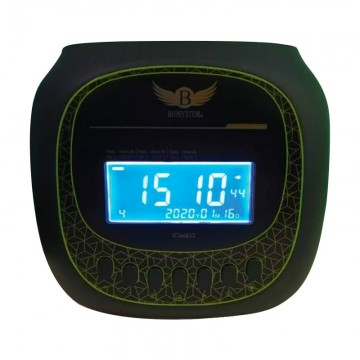 BIOSYSTEM i-Clock 12 Time Recorder