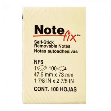 """3M NF6YE Notefix 2""""x3"""" 12's Yellow"""