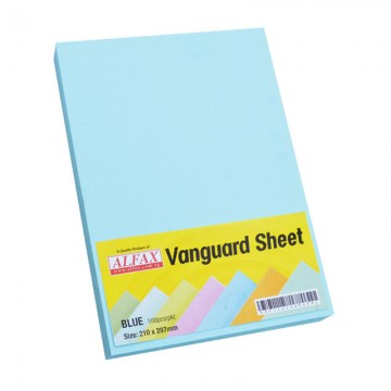 Vanguard Sheet A4 100's Blue