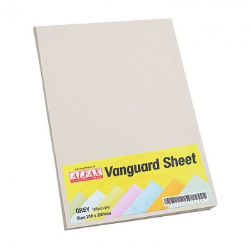 Vanguard Sheet A4 100's Grey