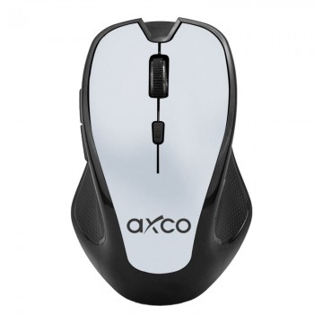 AXCO 3232 2.4G USB Wireless Mouse Silver