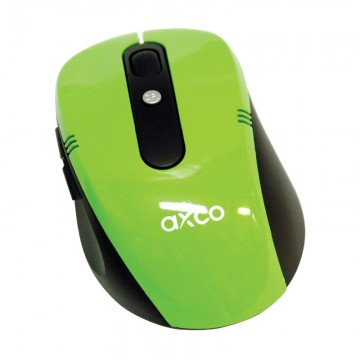 AXCO 8100 2.4G Mini Wreless Mouse Green