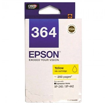 EPSON C13T364490 Ink Cartridge Yellow