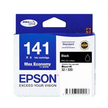 EPSON T141190 Ink Cartridge  Black