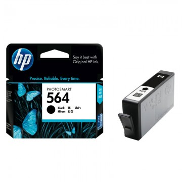 HP 564 Ink Cartridge Black -(250pages)