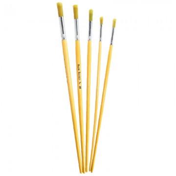 ALFAX Z5425 Art Brush Set 5 No.4,6,8,10,12