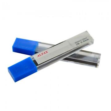 ALFAX Pencil Lead 0.5 2B 12L