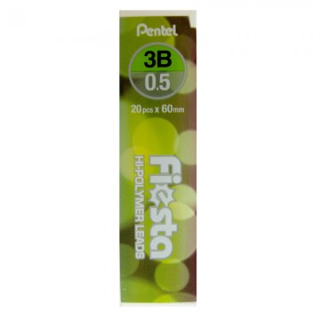 PENTEL C235TF3B Fiesta Hi-Polymer Lead 0.5 3B
