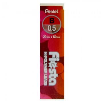 PENTEL C235TFB Fiesta Hi-Polymer Lead 0.5 B