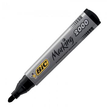 BIC 2000 Permanent Marker Bullet Tip Black
