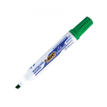 BIC W/B Marker Chisel Green