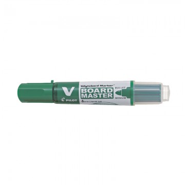 PILOT WBMAVBM V Board Whiteboard Marker Medium Green