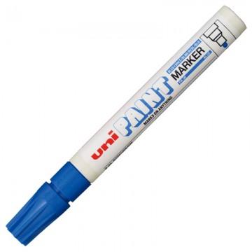 UNI PX20 Paint marker Medium Bullet Tip Blue