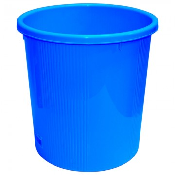 ALFAX Plastic Dustbin 552 Blue D260xH265mm